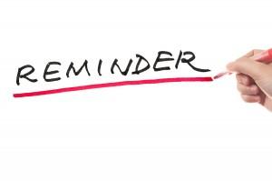 Tracy Irwin's Referral Program Reminder