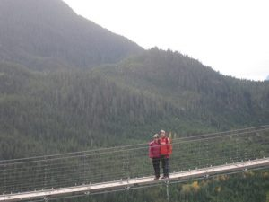 Tracy in Squamish BC